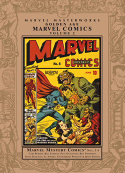 Marvelmasterworks news archive 2006 heres the list of books you might be interested in that will start shipping from tales of wonder on wednesday march 29 fandeluxe Gallery