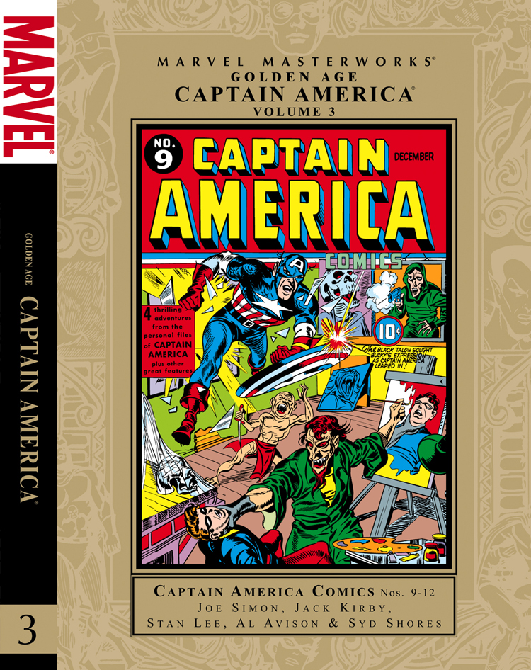 Marvel Masterworks: Golden Age All Winners - Volume 2 #Smay17-120