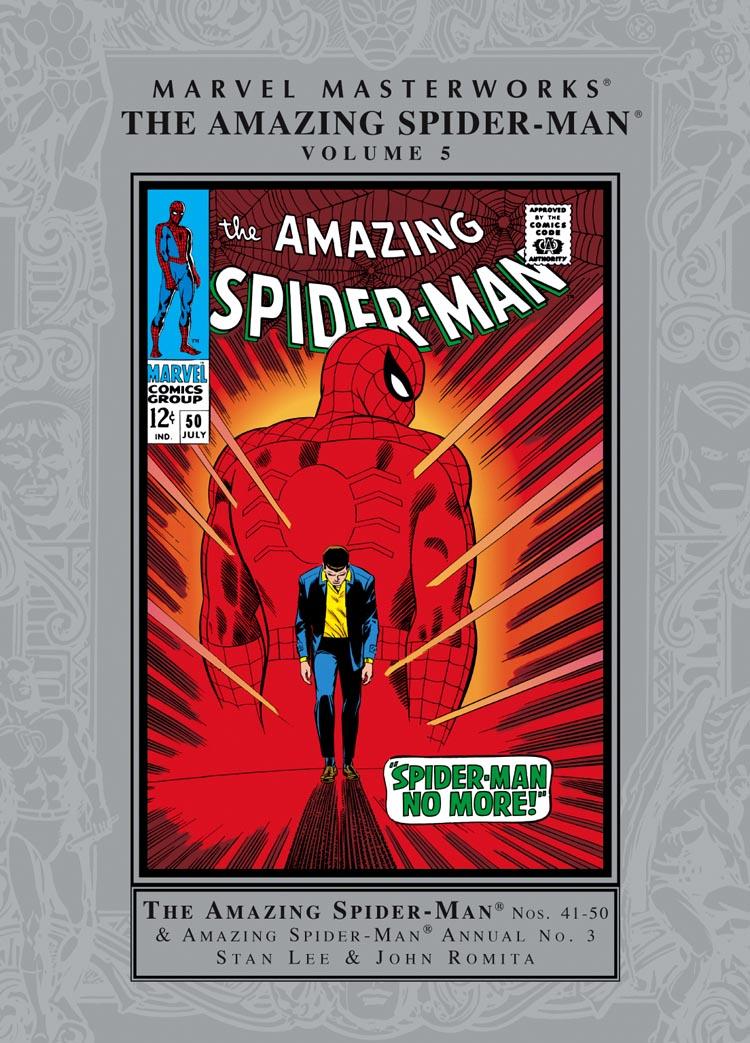 Amazing Spider-Man Mas...