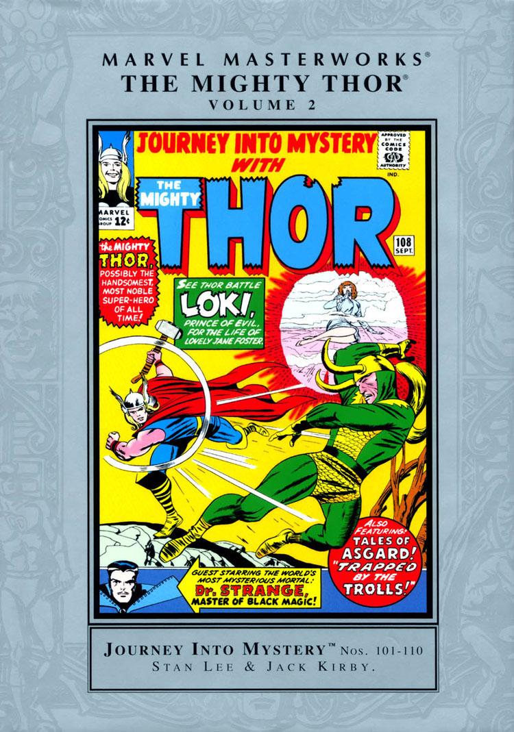 Mighty Thor Masterworks Vol. 2