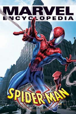Spider-Man encyclopedia cover