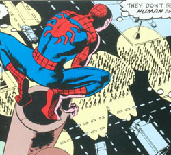 the complete frank miller spiderman
