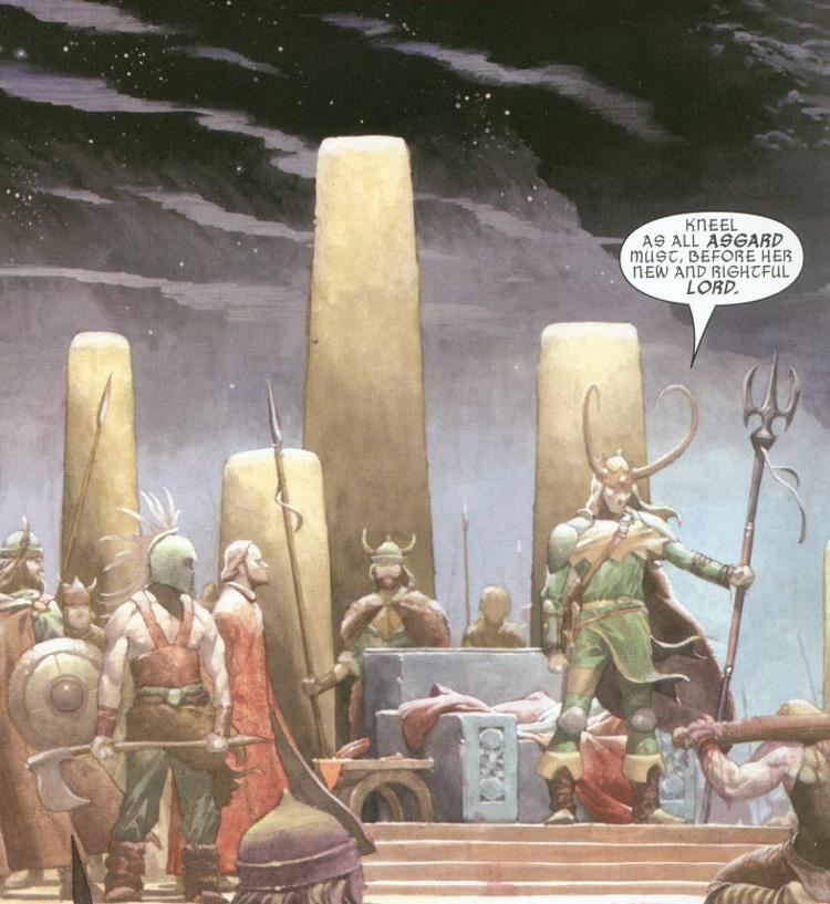 Thor & Loki: Blood Brothers Panel_loki_b